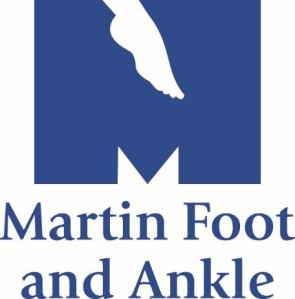 Martin Foot and Ankle Logo
